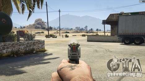 Halo UNSC: Magnum для GTA 5 десятый скриншот