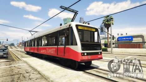 Инженер железной дороги v3.1 для GTA 5 шестой скриншот