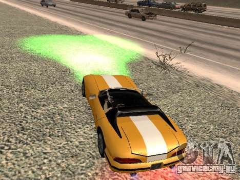 Xenon для GTA San Andreas второй скриншот