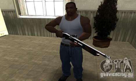 National Shotgun для GTA San Andreas третий скриншот