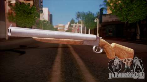 DobleGun from Battlefield Hardline для GTA San Andreas