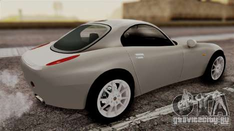 Alfa Romeo Nuvola для GTA San Andreas вид слева