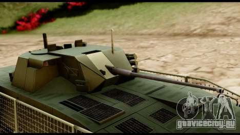 KTO Rosomak M1M для GTA San Andreas вид справа