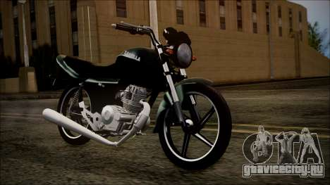 Zanella RX150 Planchada для GTA San Andreas