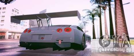 Brandals ENB v2 для GTA San Andreas третий скриншот