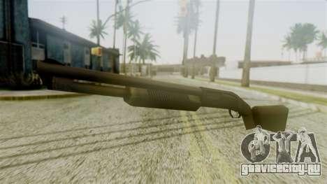 New Chromegun для GTA San Andreas