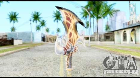 God Of War Blade of Exile для GTA San Andreas второй скриншот