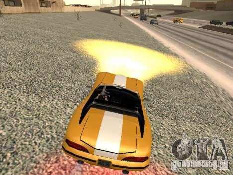 Xenon для GTA San Andreas третий скриншот