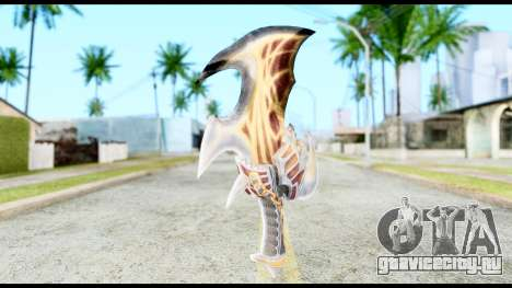 God Of War Blade of Exile для GTA San Andreas