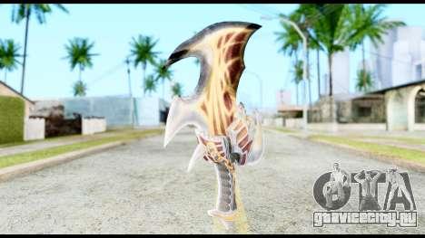 God Of War Blade of Exile для GTA San Andreas