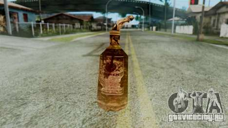 Red Dead Redemption Molotov для GTA San Andreas
