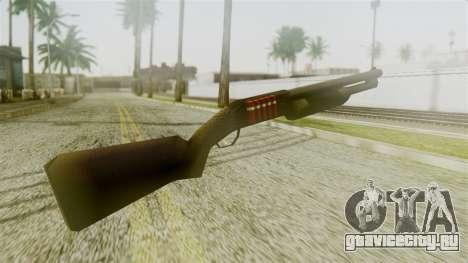 New Chromegun для GTA San Andreas второй скриншот