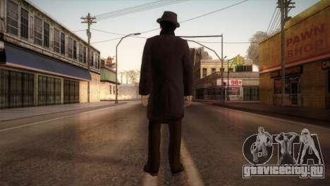 Sherlock Holmes v1 для GTA San Andreas третий скриншот
