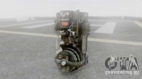 Ghostbuster Rucksack для GTA San Andreas