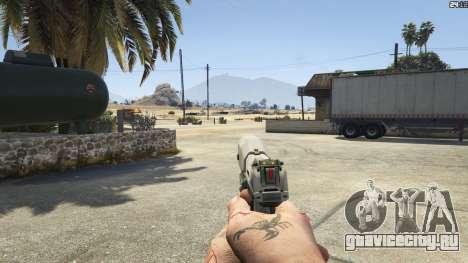 Halo UNSC: Magnum для GTA 5 девятый скриншот