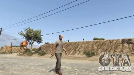 Halo UNSC: Magnum для GTA 5 второй скриншот