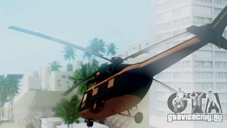 PZL W-3A Sokol для GTA San Andreas вид слева