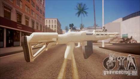 HCAR from Battlefield Hardline для GTA San Andreas второй скриншот