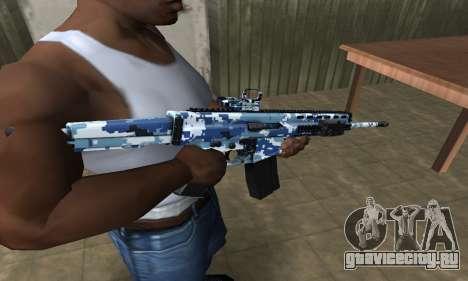 Pixel M4 для GTA San Andreas