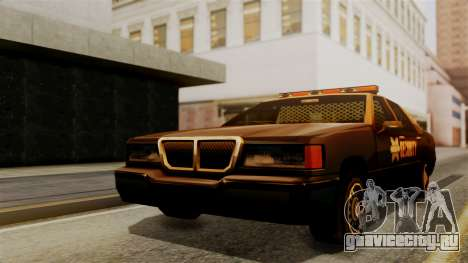 Elegant Nuclear Security для GTA San Andreas