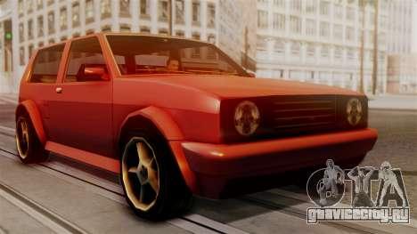 Club New Edition для GTA San Andreas