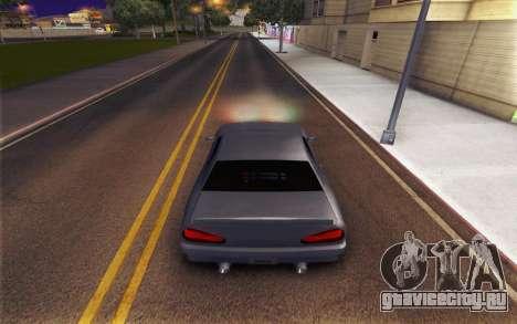 Elegy Explosion v1 для GTA San Andreas вид справа