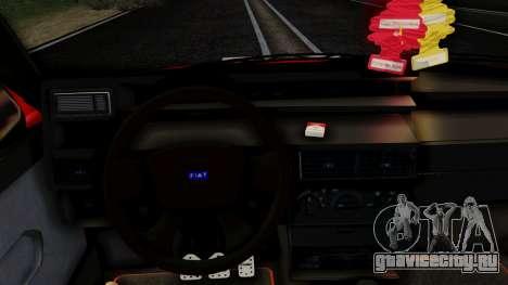 Fiat Tempra для GTA San Andreas вид справа