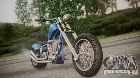 LCC Hexer GTA 5 HQLM для GTA San Andreas