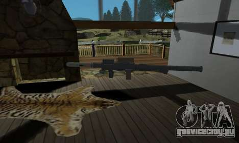 Homing Launcher from GTA 5 для GTA San Andreas второй скриншот