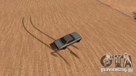 Offroad Effect для GTA San Andreas третий скриншот