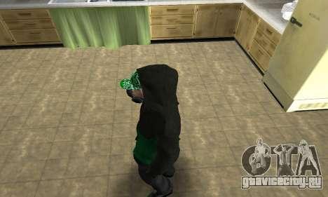 Fam White для GTA San Andreas третий скриншот