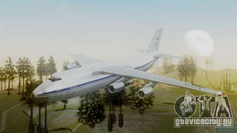 Antonov 124 для GTA San Andreas