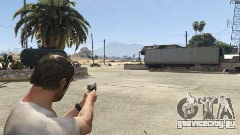 Halo UNSC: Magnum для GTA 5 пятый скриншот