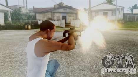 PP-2000 для GTA San Andreas третий скриншот