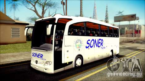 Mercedes-Benz Travego Soner Turizm для GTA San Andreas