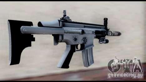 MK16 PDW Advanced Quality v2 для GTA San Andreas второй скриншот