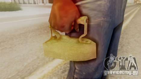Red Dead Redemption Brassknuvle для GTA San Andreas третий скриншот