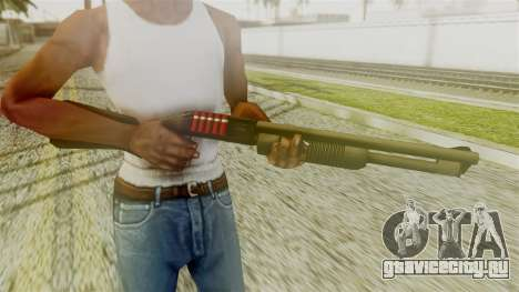New Chromegun для GTA San Andreas третий скриншот