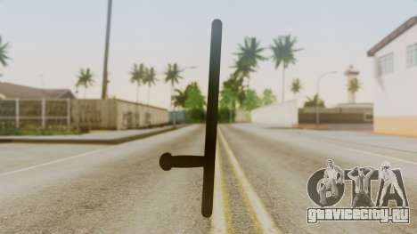 Police Baton from Silent Hill Downpour v1 для GTA San Andreas