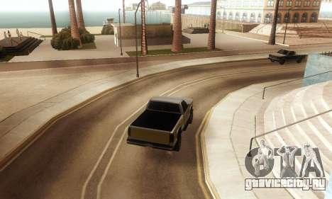 ENB & Colormod v 1.0 для GTA San Andreas четвёртый скриншот