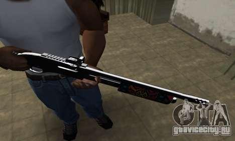 National Shotgun для GTA San Andreas