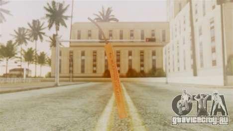 Red Dead Redemption TNT Diego Assasin для GTA San Andreas
