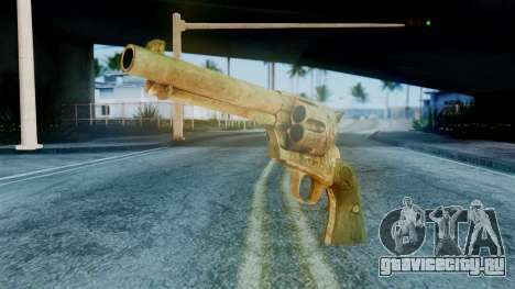 Red Dead Redemption Revolver Diego Assasin для GTA San Andreas