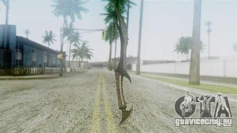 Deadric Dagger для GTA San Andreas второй скриншот