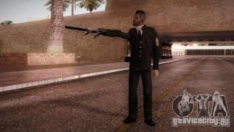 Соуп ветеран для GTA San Andreas