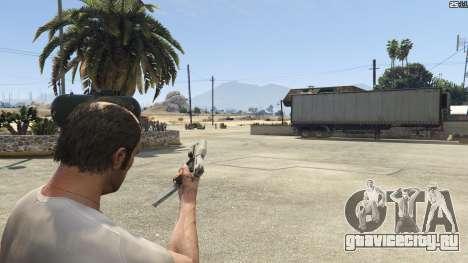 Halo UNSC: Magnum для GTA 5 шестой скриншот