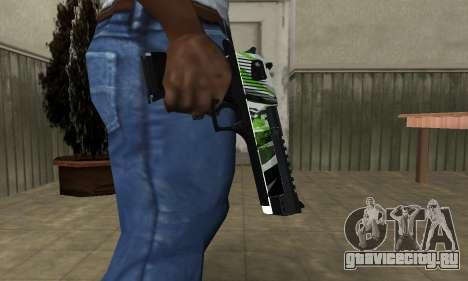 Ben Ten Deagle для GTA San Andreas