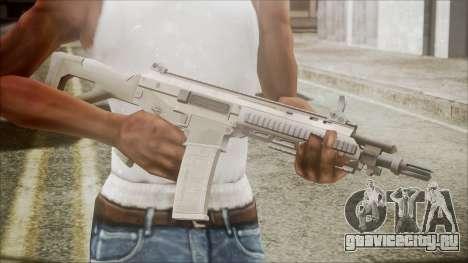 ACR from Battlefield Hardline для GTA San Andreas третий скриншот
