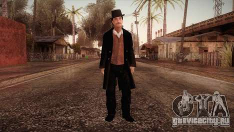 Dr. John Watson v1 для GTA San Andreas второй скриншот
