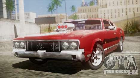 Sabre Turbocharged для GTA San Andreas